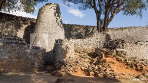Bild på Great Zimbabwe
