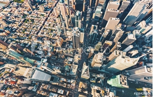 Bild på Aerial view of Central Park and Times Square, NY
